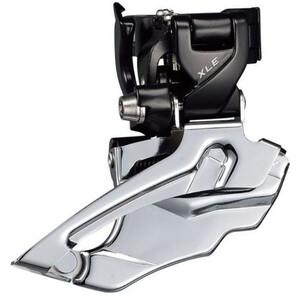 microSHIFT XLE FD-M612 フロントディレイラーブラック