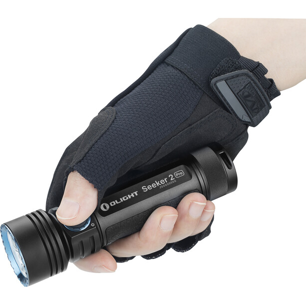 Olight Olight Seeker II Pro Aufladbare Taschenlampe mit L-Dock 3200 Lumen