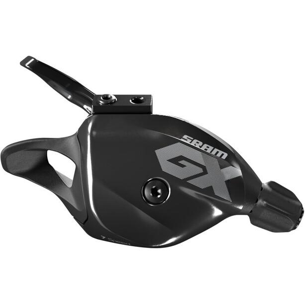 SRAM GX DH X-Actuation Triggerschalter 7-fach Discrete Clamp black
