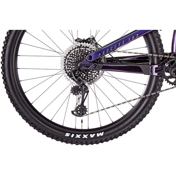"Kona Process 153 CR/DL 29"" prism purple/blue"