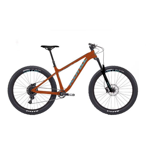 Kona Big Honzo DL rust orange