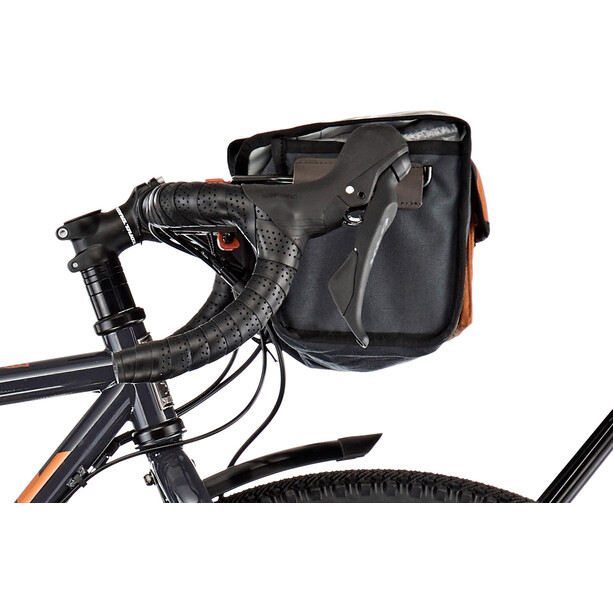 Kona Swift Rove rust orange/earth grey