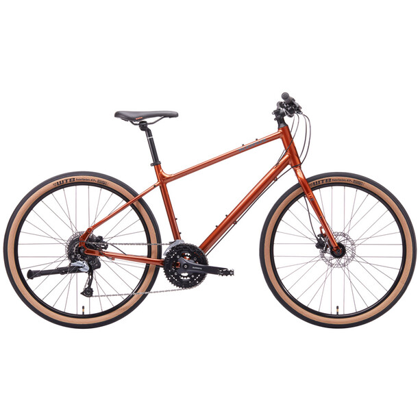 Kona Dew Plus rust orange