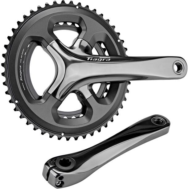 Shimano Tiagra FC-4700 Crank Set 2x10 48-34T grey