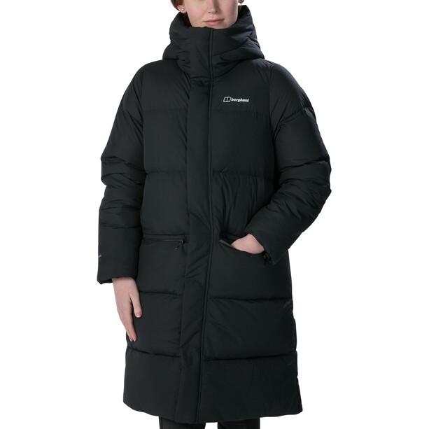 Berghaus Combust Reflektierende Jacke Lang Damen black/black