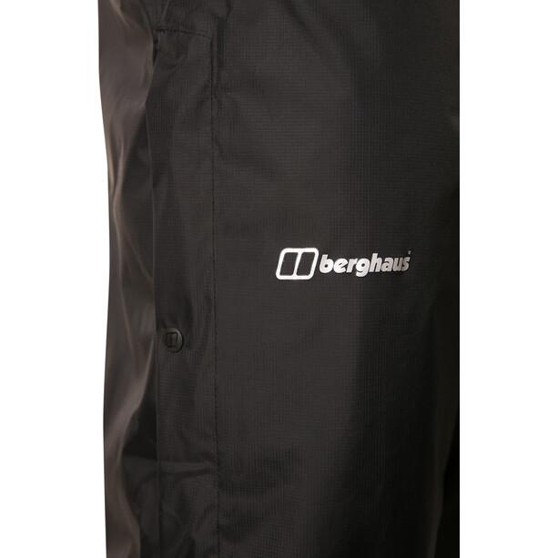 Berghaus Deluge Pro 2.0 Überziehhose Herren black/black