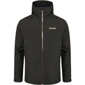 Berghaus Ridgemaster Gemni 3in1 Jacket Men jet black/grey pinstripe jet black/grey pinstripe