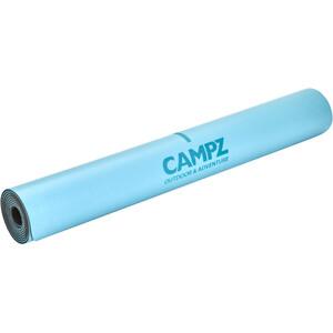 CAMPZ PU Position Line Yoga Matte M blue blue