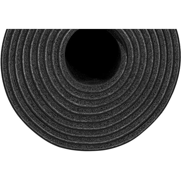 CAMPZ PU Position Line Yoga Matte M schwarz