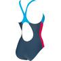 arena Ren One Piece Swimsuit Dame shark/turquoise/freak rose
