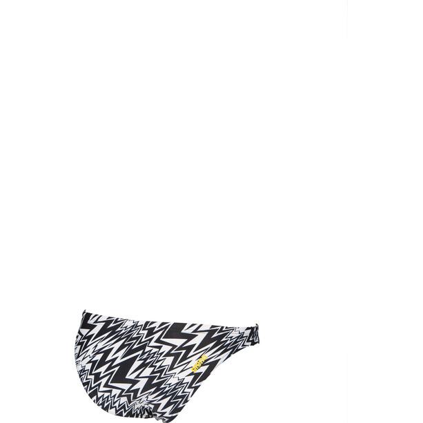 arena Real Bikini Slip Damen black/white