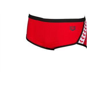 arena Team Stripe Shorts med lave midjer Herre rød rød