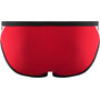arena Team Stripe Badehose Herren red/black