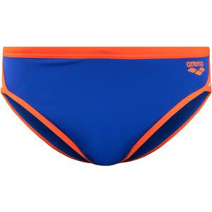 arena Team Stripe Brief Herr neon blue/nectarine neon blue/nectarine