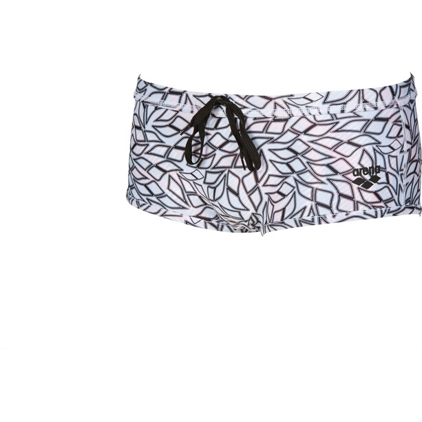 arena Spirograph Reversible Low Waist Shorts Herren multi_black