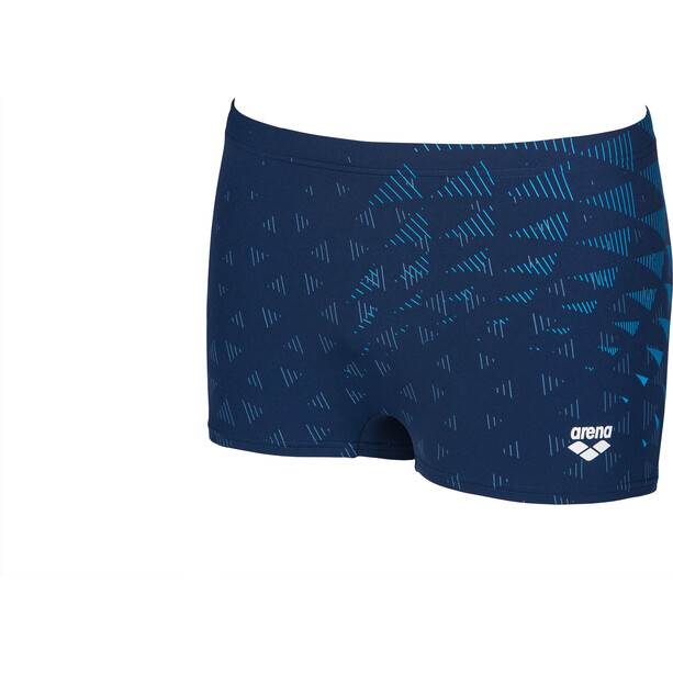 arena One Tunnel Vision Shorts Herren navy/turquoise