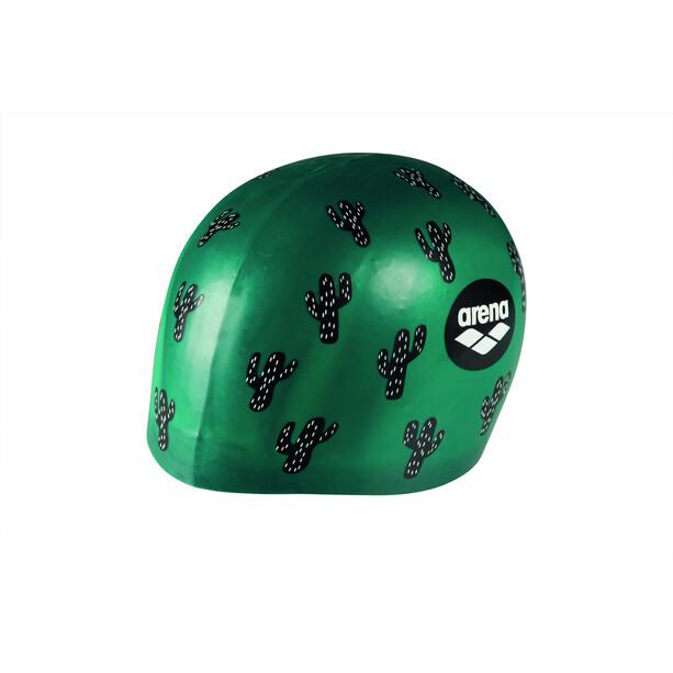 arena Poolish Moulded Cap cactus green