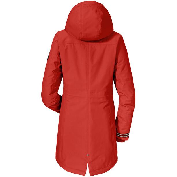 Schöffel Amsterdam Isolierende Jacke Damen samba