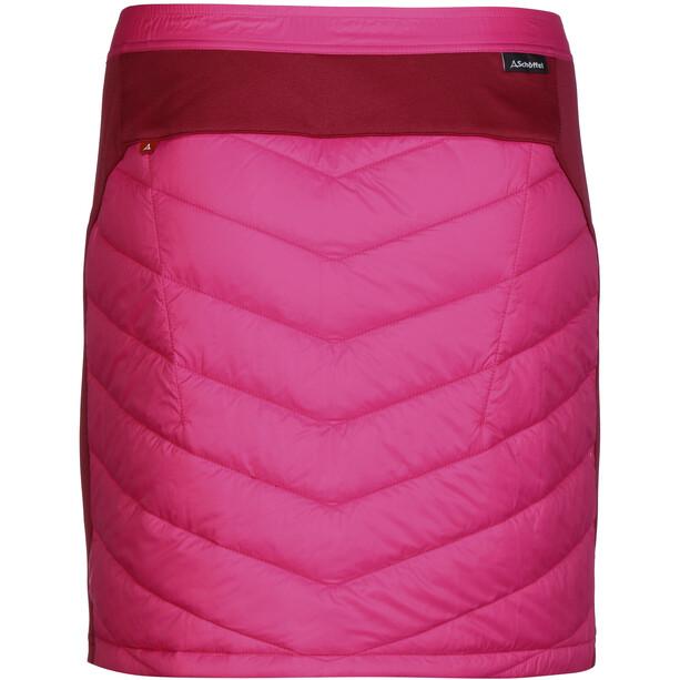 Schöffel Annapolis Isolierender Rock Damen pink yarrow