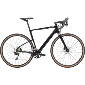 Cannondale Topstone Carbon 105 black pearl black pearl