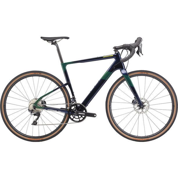 Cannondale Topstone Carbon Ultegra RX midnight