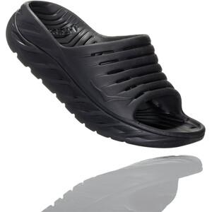 Hoka One One Ora Recovery Slide 2 Sandals Dam svart svart