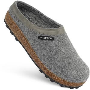 Giesswein Chamerau Slip-On-kengät Naiset, harmaa harmaa