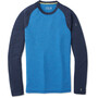 bright cobalt heather/deep navy