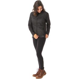 Smartwool Smartloft-X 60 Full-Zip Hoodie Damen black black