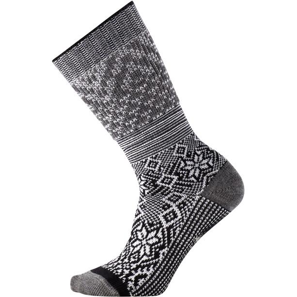 Smartwool Snowflake Flurry Socken Damen black