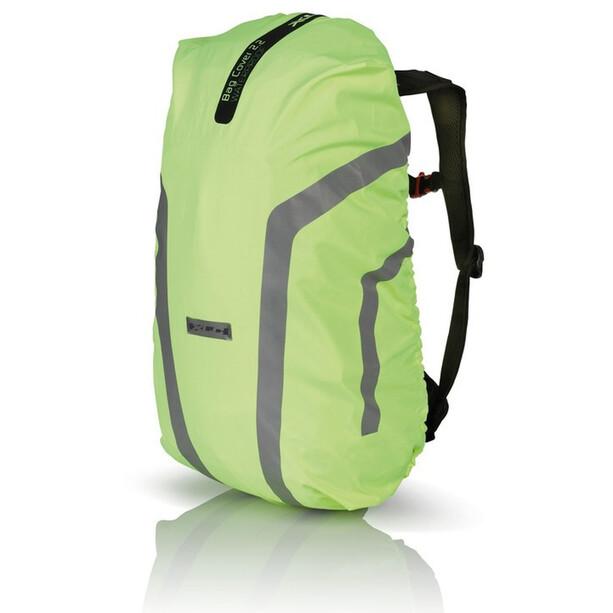 XLC BA-S91 Backpack Rain Cover signal yellow