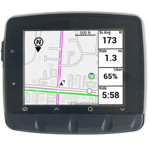 Stages Cycling Dash L50 Compteur GPS de vélo, noir noir