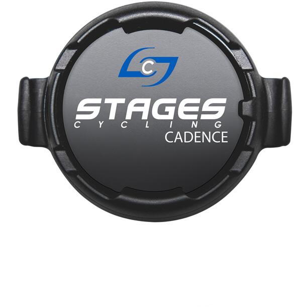 Stages Cycling Dash Geschwindigkeitssensor schwarz