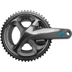 Stages Cycling Power R Capteur de puissance avec plateau 52/36 dents pour Ultegra R8000, noir noir