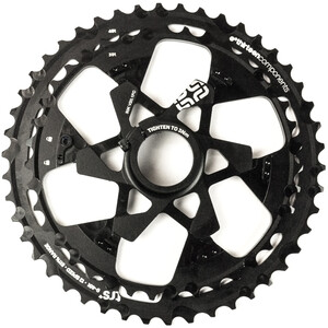 e*thirteen TRS Plus Sprockets 12-speed ブラック
