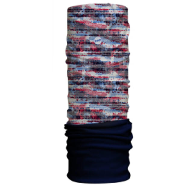 HAD Original Fleece Tube Scarf sparks/darkblue