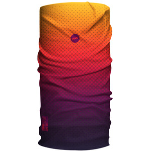 HAD Coolmax Sun Protection Ceinture chaude, noir/orange noir/orange