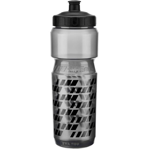 GripGrab Drikkeflaske 800ml, gennemsigtig/sort