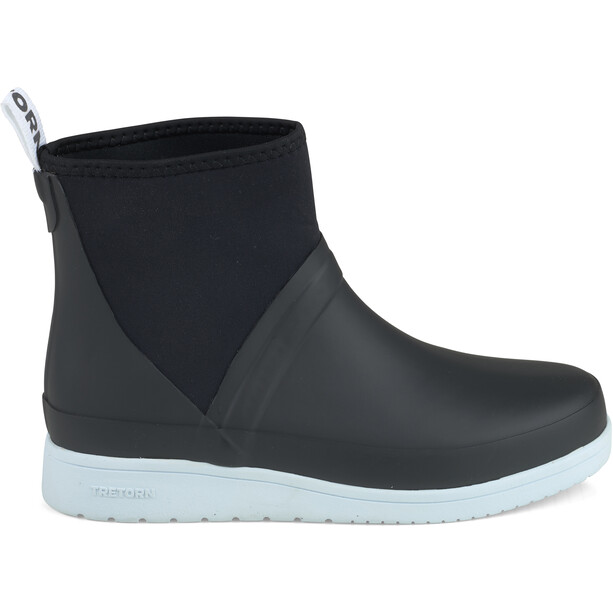 Tretorn Viken Neo Low Rubber Boots Dam black