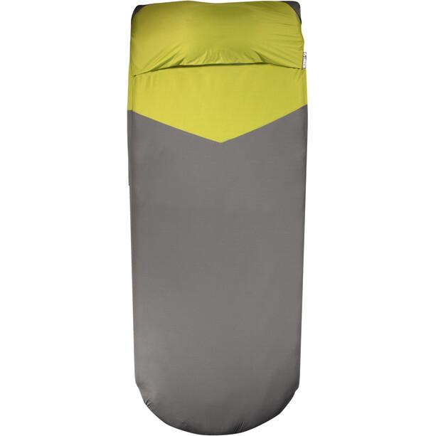Klymit V Sheet Luxe green/grey