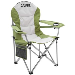 CAMPZ Deluxe Faltstuhl olive/grey olive/grey