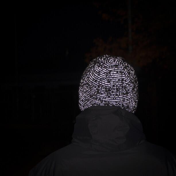 Sealskinz Waterproof Cold Weather Reflective Beanie Black