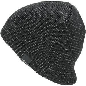Sealskinz Waterproof Cold Weather Reflective Beanie svart svart