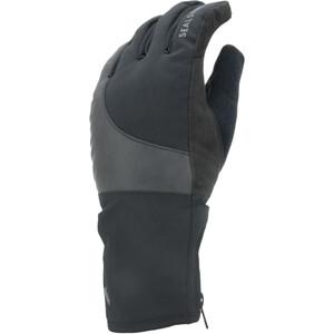 Sealskinz Waterproof Cold Weather Reflektierende Fahrradhandschuhe black black