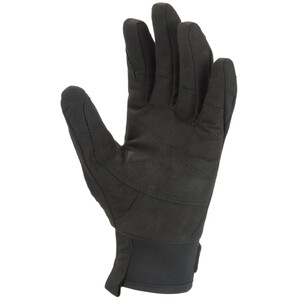 Sealskinz Waterproof All Weather Handschuhe schwarz schwarz