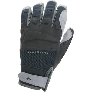 Sealskinz Waterproof All Weather MTB Handschuhe grau grau