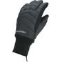 Sealskinz Waterproof All Weather Lightweight Isolierende Handschuhe schwarz