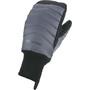 Sealskinz Waterproof All Weather Lightweight Isolierende Fäustlinge black