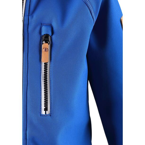 Reima Vantti Softshell Jacket Barn Blue