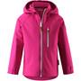 Reima Vantti Softshell Jacket Barn Raspberry Pink